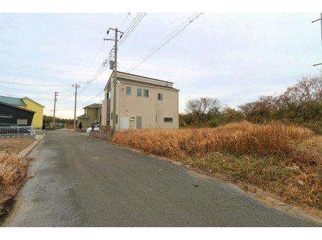 松尾町借毛本郷 1880万円 土地面積49.98坪。駐車場は2台可能です。