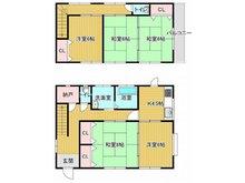 門井(新治駅) 1198万円 1198万円、5K、土地面積314.52㎡、建物面積99.36㎡