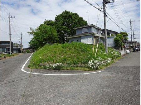 松風台 148万円 全景 西から東