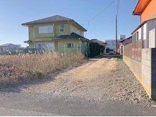 蓮沼ニ(松尾駅) 280万円 私道4mの写真です。 建築条件がないのでお好きなハウスメーカーで建築できます。