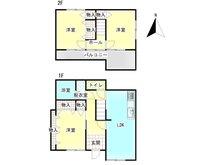 2100万円、3LDK、土地面積165.5㎡、建物面積74.51㎡