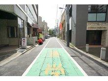 西新宿5(西新宿五丁目駅) 1億5200万円 前面道路含む現地写真