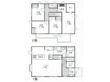 田間(東金駅) 2380万円 2380万円、4LDK、土地面積179.55㎡、建物面積115.92㎡
