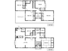 1780万円、5LDK+S(納戸)、土地面積331.32㎡、建物面積164.81㎡