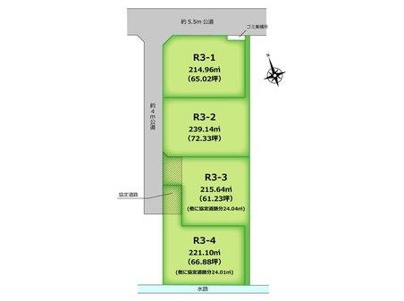 大字寺山 890万円~1040万円 全区画61坪超の広い土地! 建築条件はありませんので、お好きなハウスメーカーで建築できます♪ 資料請求やご見学などお気軽にお問い合わせ下さい♪