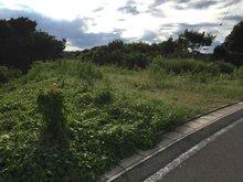 箕郷町西明屋 780万円 現地土地写真