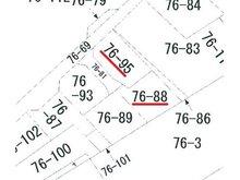 土地価格1100万円、土地面積431.71㎡