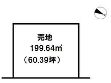土地価格362万円、土地面積199.64㎡