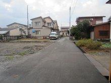 寺町3(高田駅) 100万円 前面道路