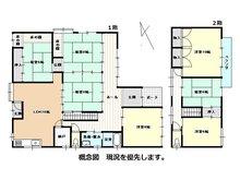 柿崎区柿崎(柿崎駅) 450万円 450万円、7LDK+S(納戸)、土地面積191.23㎡、建物面積174.6㎡