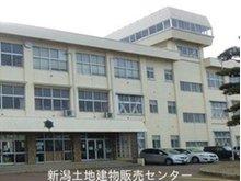 大字網代浜 100万円 聖籠町立亀代小学校まで1400m 徒歩18分。