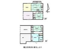 大字灰塚(南高田駅) 100万円 100万円、4DK、土地面積151㎡、建物面積148.19㎡