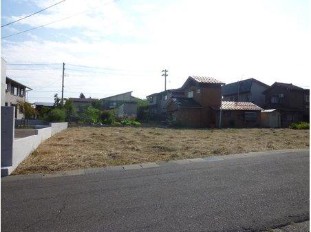 大町1(南高田駅) 750万円 前面道路を含む現地写真