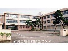 横越上町4(荻川駅) 1600万円 新潟市立横越小学校まで990m 徒歩13分。