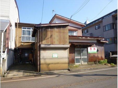 寺町3(高田駅) 730万円 建物を解体した後更地でのお引渡しになります。