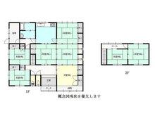 大字青海(青海駅) 500万円 500万円、8DK、土地面積695.22㎡、建物面積143.37㎡