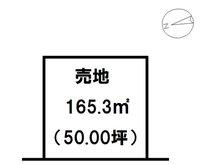 上郷別府(伊那上郷駅) 600万円 土地価格600万円、土地面積165.3㎡