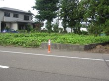 大字大日(高田駅) 700万円 現地