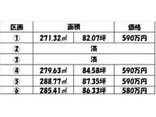 大字神稲 580万円~590万円