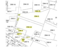 羽場坂町(切石駅) 789万円 土地価格789万円、土地面積1,153.88㎡