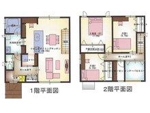 東本町3(高田駅) 2850万円 2850万円、3LDK、土地面積313.29㎡、建物面積105.98㎡間取り