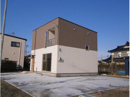 東本町3(高田駅) 2850万円 現地。外構も完成