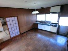 大字東中島(黒井駅) 600万円 ダイニングキッチン