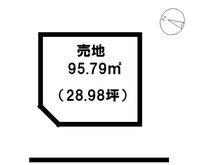 大門町(桜町駅) 300万円 土地価格300万円、土地面積95.79㎡
