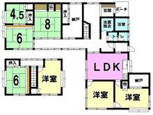 高羽町5(飯田駅) 2500万円 2500万円、7DK+S(納戸)、土地面積582.85㎡、建物面積175.6㎡