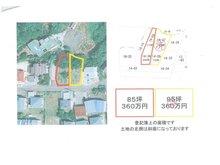 中門前2(春日山駅) 360万円 区画図