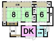 大久保町(飯田駅) 1480万円 1480万円、3DK、土地面積724.16㎡、建物面積102.06㎡