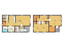 東城町3(高田駅) 2790万円 2790万円、3LDK+S(納戸)、土地面積186㎡、建物面積91㎡