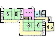 宮ノ上(桜町駅) 700万円 700万円、5DK、土地面積203.9㎡、建物面積59.5㎡