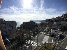 伊豆山 2億6800万円 現地からの眺望
