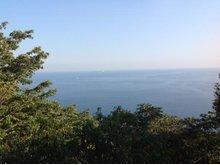 熱海 2500万円 現地からの眺望