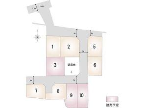岐阜市 鏡島分譲地新規分譲開始 【一戸建て】 最新の情報はお気軽にお問い合わせください。(2019年8月5日更新)