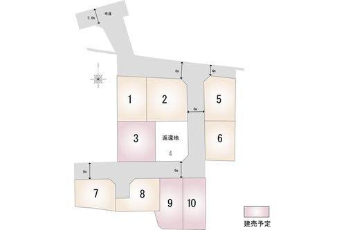 【橋本不動産】岐阜市 鏡島分譲地 【一戸建て】 最新の情報はお気軽にお問い合わせください。(2020年12月11日更新)