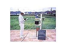 名古屋市南区 外山一丁目 【一戸建て】 【地盤調査及び改良工事】当社では、建築着工前に必ず地盤調査を行っています。調査の結果、必要があれば改良工事を行い、根本から地震に強い家づくりを行っています。
