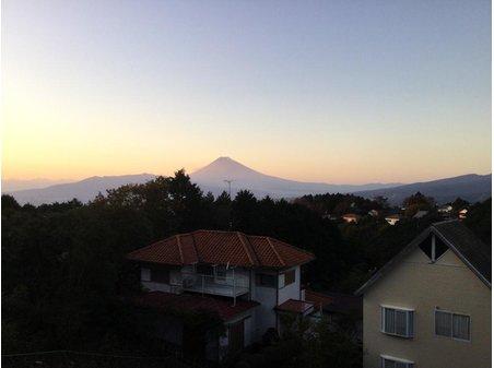 平井南箱根ダイヤランド 480万円 現地からの眺望
