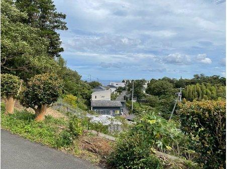 西熱海町2 1290万円 現地からの眺望