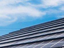 【太陽光発電システム】【太陽光発電システム】 エネルギーを創ってCO2の削減に貢献。住む方にも、先進の技術によって優れた快適性と経済性を実現、家計もぐっと楽になる仕様です。 ※設備仕様は号地により異なります。