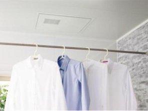 【浴室換気暖房乾燥機】写真