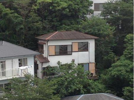 宇佐美(宇佐美駅) 400万円 現地(2012年7月)撮影