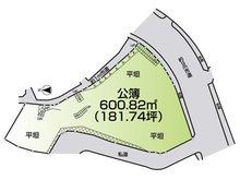 上宿町(熱海駅) 7900万円 土地価格7900万円、土地面積600.82㎡