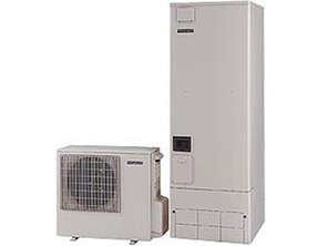 【エネルギー効率が良い給湯器「エコキュート」】写真
