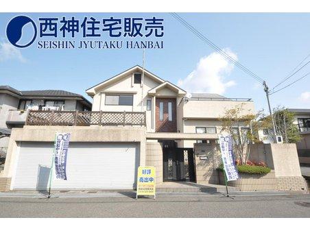 春日台7 4800万円 お買い物便利な立地!平坦地で大変住みやすい町並みです。現地(2019年3月2日)撮影