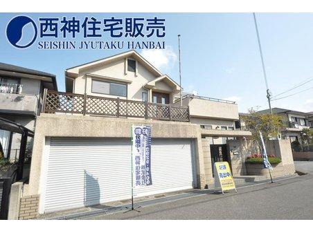 春日台7 4800万円 神戸市営地下鉄の西神中央駅までバス10分、バス停徒歩5分の立地になっております。現地(2019年3月2日)撮影