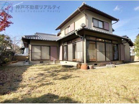 鳴子2(西鈴蘭台駅) 4980万円 ~~こだわりのヒノキ造りのお家~~