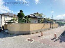 鳴子2(西鈴蘭台駅) 4980万円 敷地広々約132坪♪南側には広いお庭付き♪随時内覧可♪