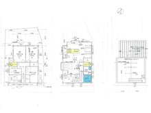 安曇川町下小川(近江高島駅) 450万円 建物プラン例(B号地)建物価格1760万円、建物面積105.8㎡